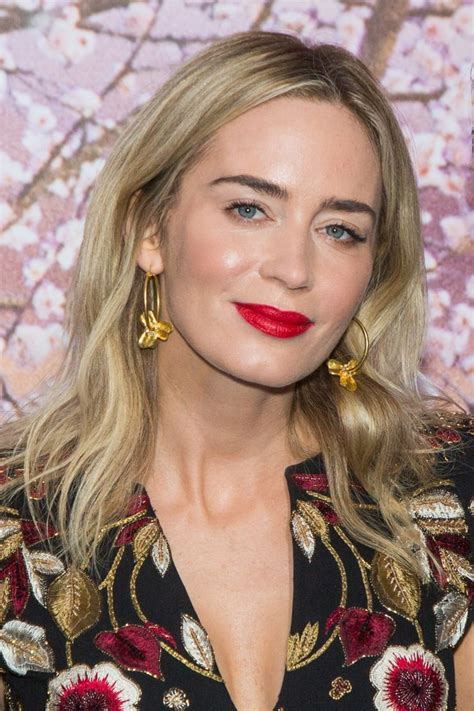 To put it bluntly, i would blunt emily blunt. Picture of Emily Blunt
