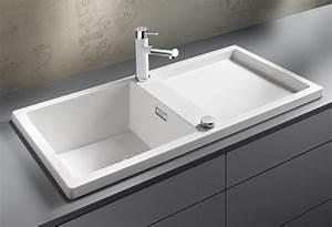 Küchenspüle Mit Unterschrank Günstig : k chensp len aus edelstahl granit oder keramik ~ Lizthompson.info Haus und Dekorationen