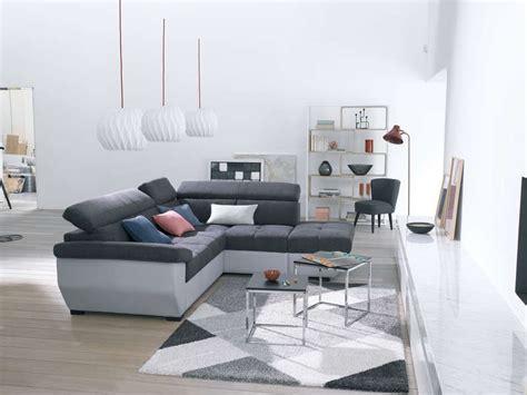 canapé 4 places conforama canapé d 39 angle fixe droit 4 places speedway canapé