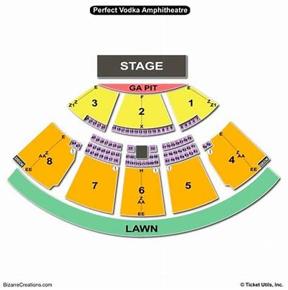 Seating Coral Amphitheatre Sky Chart Beach Palm