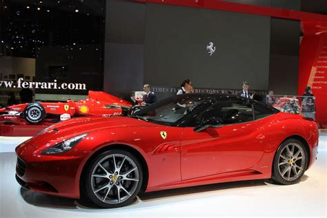 ferrari california car review car wallpaper