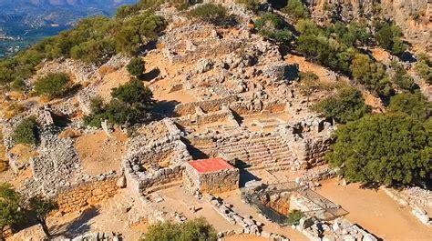 Lato, Ancient town, Crete, Greece