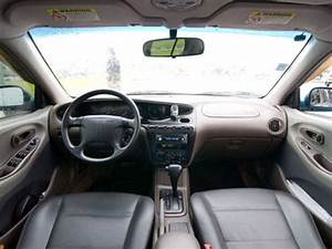 Daewoo Leganza Interior wallpaper 1024x768 #7779