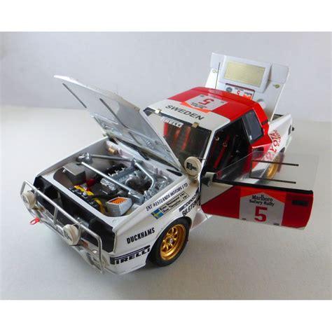toyota celica safari rally model