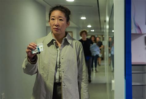 sandra oh on killing eve killing eve renewed for season 2 at bbc america sandra
