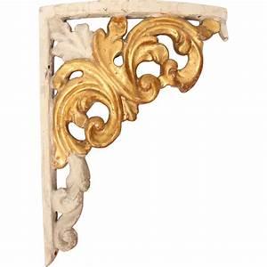 Original 18th Century Late Baroque / Rococo Wood Carved