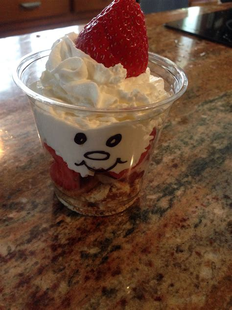 Jul 02, 2020 · 45 desserts that are even better with a scoop of ice cream cheryl s. Santa Strawberry Christmas (With images) | Food, Ice cream, Desserts