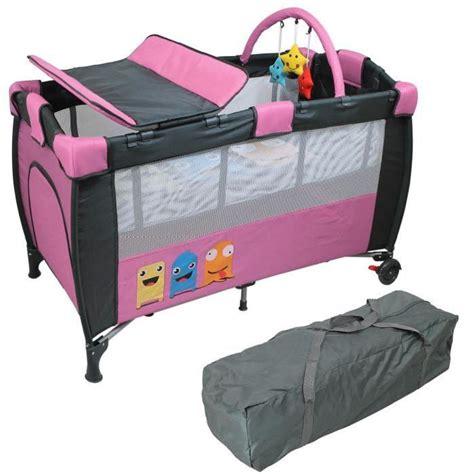 lit en toile pour bebe lit b 233 b 233 parapluie plan 224 langer hamac achat vente lit pliant 3662348022143