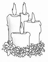 Candle Coloring Christmas Pages Draw Candles Four Advent Drawing Print Drawings Getdrawings Night Light Place 776px 2kb sketch template