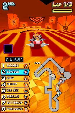 cartoon network racing ds game profile news reviews