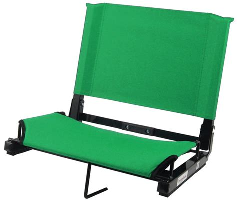 personalized patented quot stadiumchair quot stadium seat