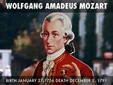 Wolfgang Amadeus Mozart by Austin Hanke
