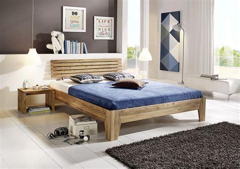 doppelbett eine matratze doppelbett 180x200 eichebett bett wildeiche ge 246 lt