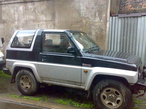 1991 Daihatsu Rocky by 1991 Daihatsu Rocky Images 1600cc Gasoline Manual For Sale