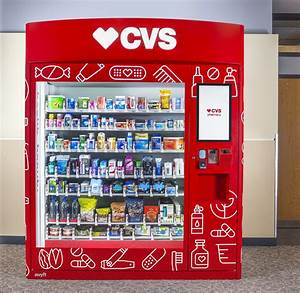 New CVS Vending Machines Are Total Life Savers