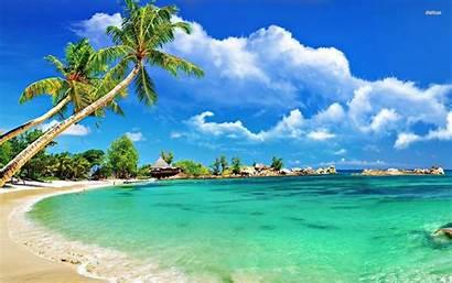Tropical Beach Desktop Wallpapers 1080p