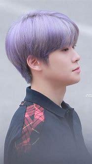 190614 Music Bank   © MONKYUN (1,2)   Purple hair, Pink ...