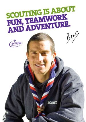 About Scouting - Farnham Scouting
