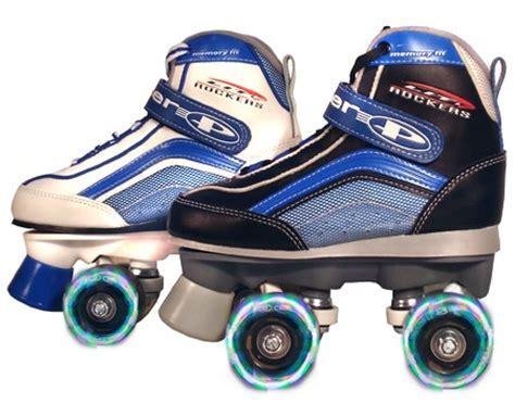 light up skates pacer lite rockers light up roller skates
