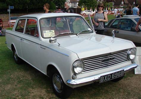 1964 Vauxhall Viva Ha Saloon