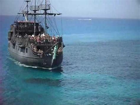Barcos Piratas Hundidos En El Caribe by Barco Pirata Youtube