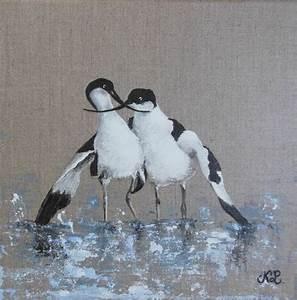 Tableau Peinture Sur Toile : toile on pinterest ~ Teatrodelosmanantiales.com Idées de Décoration