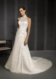 high neck lace wedding dress With high neck lace wedding dress