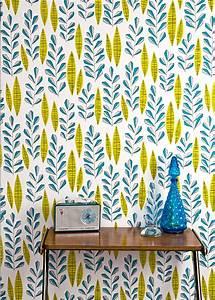 Papier Peint Fleuri : inspiration le papier peint fleuri ou motif v g tal ~ Premium-room.com Idées de Décoration