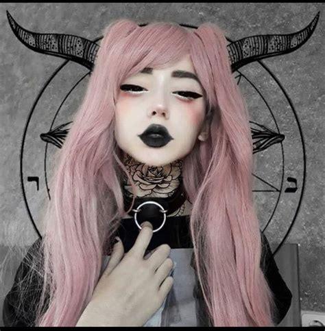 pin  giezza nailla  uwu   cute makeup kawaii makeup cosplay makeup