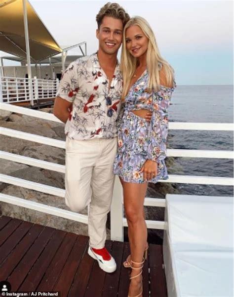 AJ Pritchard reveals girlfriend Abbie Quinnen will be left ...