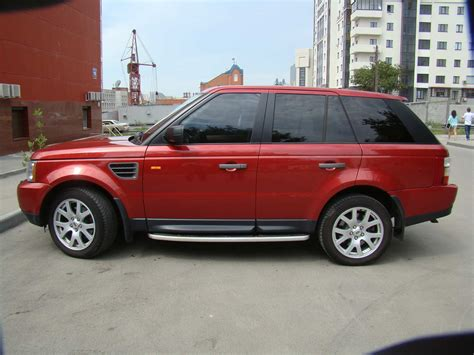 Land Rover Range Rover Sport Photo by 2007 Land Rover Range Rover Sport Photos 4 4 Gasoline