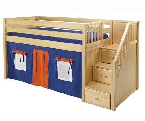 toddler bed and mattress maxtrix low loft bed with staircase bed frames