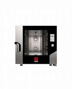 Tecno Eka Electric Combi Oven With Touch Screen Mkf 664 Ts Millennial Touch Screen Bakery Pastry