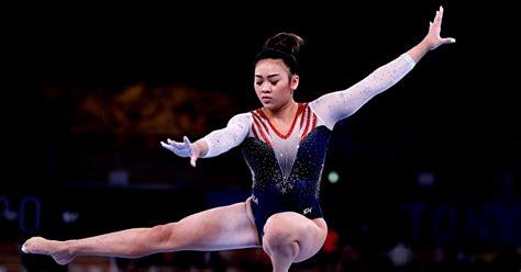 suni lees gold medal olympics moment  america