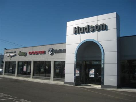Hudson Jeep Chrysler by Hudson Chrysler Jeep Dodge Car Dealership In Jersey City