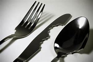 Couvert De Table Design : couverts original d co art table d coration maison ~ Teatrodelosmanantiales.com Idées de Décoration