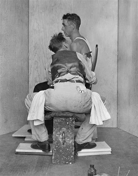 Exhibition of Norman Rockwell Study Photographs and