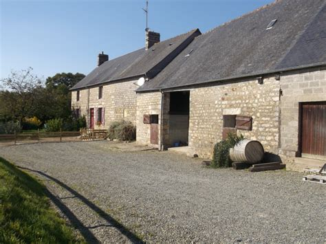 maison 224 vendre en basse normandie orne domfront ferme 233 questre avec du terrain 2 4ha et l