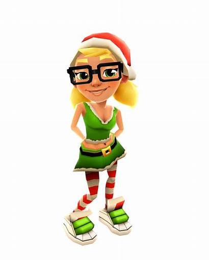 Elf Subway Surfers Tricky Characters Fandom Outfit