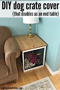 best 25 dog crate table ideas on pinterest dog crate With turn dog crate into table