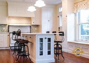 Kitchen, Ideas, Options, For, An, Island, End, Cap, Normandy, Remodeling