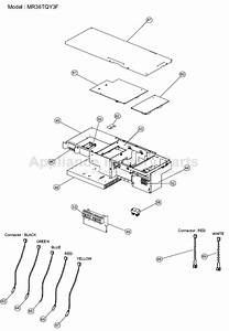 Parts For Mr36tqy3f