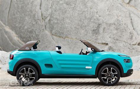 Citroen Cactus M Concept Cars Uk