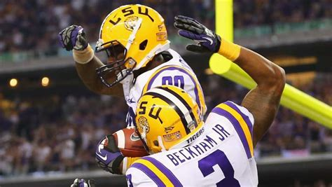 Odell Beckham & Jarvis Landry Crushed It At Lsu
