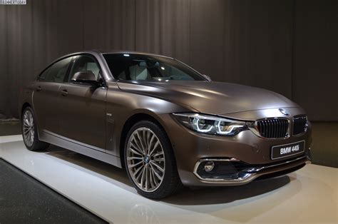 bmw 4er grand coupe bmw individual 4er gran coup 233 facelift 2017 in frozen bronze