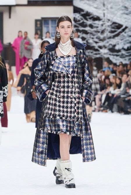 chanel fall winter  runway fashion  rogue
