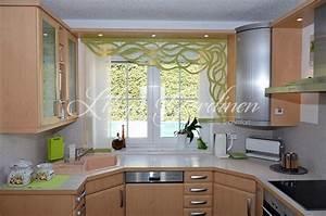 Küche Vorhänge Modern : k che bad gardinen liliya e3 pinterest ~ Watch28wear.com Haus und Dekorationen