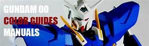 Mech9  Gundam 00 English Manuals  U0026 Color Guide