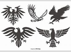 Eagle Shapes Free Vector Art 9903 Free Downloads