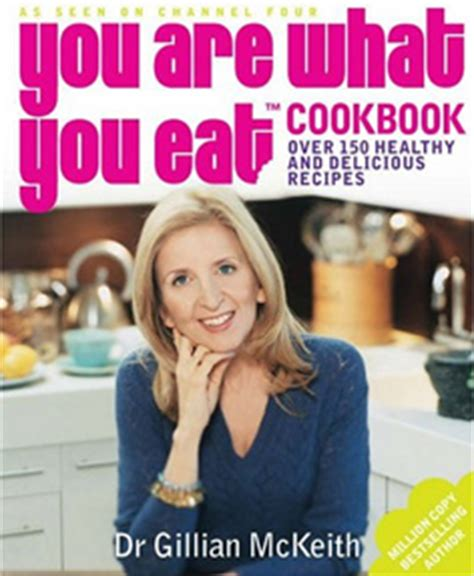 What Of Are You by Books Gillian Mckeith Healthy Weight Loss